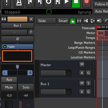 Ardour Add Plugin
